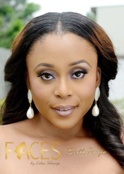 Faces by Labisi Makeup - BellaNaija Weddings - Black Bride Inspiration:Nigerian Wedding - 017