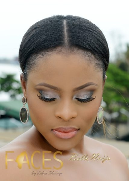 Faces by Labisi Makeup - BellaNaija Weddings - Black Bride Inspiration:Nigerian Wedding - 018