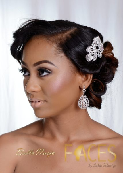 Faces by Labisi Makeup - BellaNaija Weddings - Black Bride Inspiration:Nigerian Wedding - 02