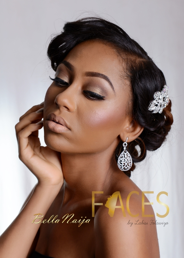 Naija White Wedding Makeup : BN Bridal Beauty: ?Not The Typical Naija Bride? Faces by ...