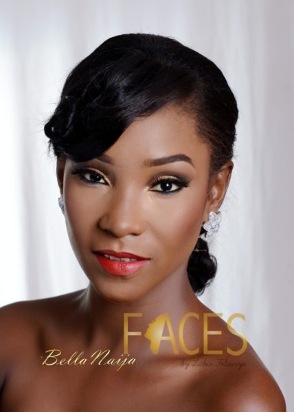Faces by Labisi Makeup - BellaNaija Weddings - Black Bride Inspiration:Nigerian Wedding - 04