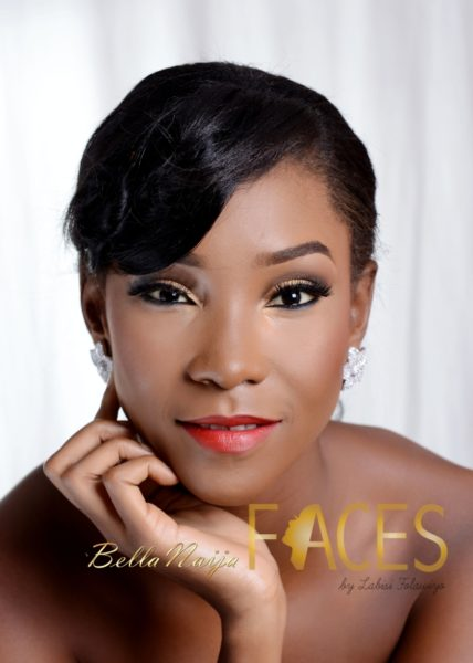 Faces by Labisi Makeup - BellaNaija Weddings - Black Bride Inspiration:Nigerian Wedding - 05
