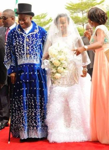 Faith Sakwe Goodwill Edward Wedding Goodluck Patience Jonathan - BellaNaija001