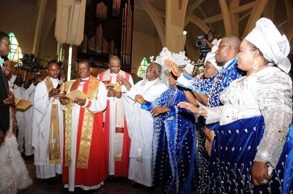 Faith Sakwe Goodwill Edward Wedding Goodluck Patience Jonathan - BellaNaija003