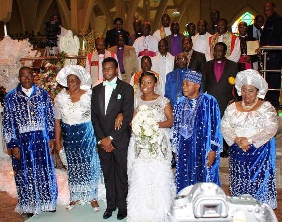 Faith Sakwe Goodwill Edward Wedding Goodluck Patience Jonathan - BellaNaija005