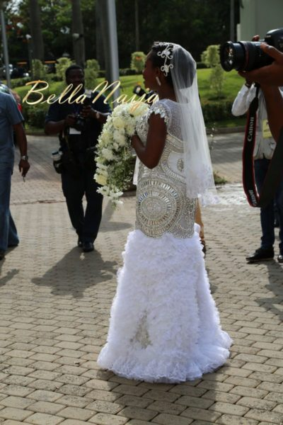 Faith Sakwe Goodwill Edward Wedding Goodluck Patience Jonathan Daughter - BellaNaija023