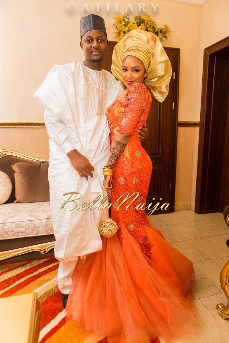 Traditional nigerian wedding dresses  Alliah Cooper alliahcooper on Pinterest