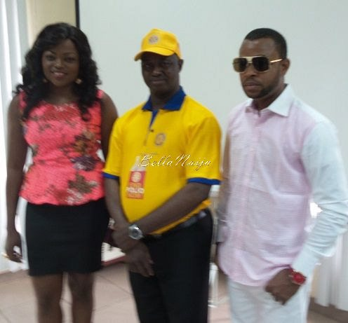 Funke Akindele - Mobile Polio Trucks - April 2014 - BellaNaija - 023