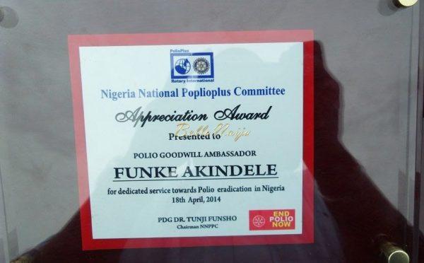 Funke Akindele - Mobile Polio Trucks - April 2014 - BellaNaija - 027