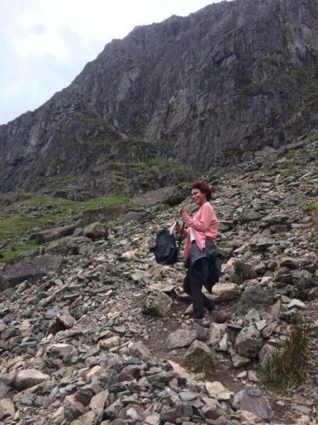 Funmi Iyanda Goes Hiking - April 2014 - BellaNaija.com 01