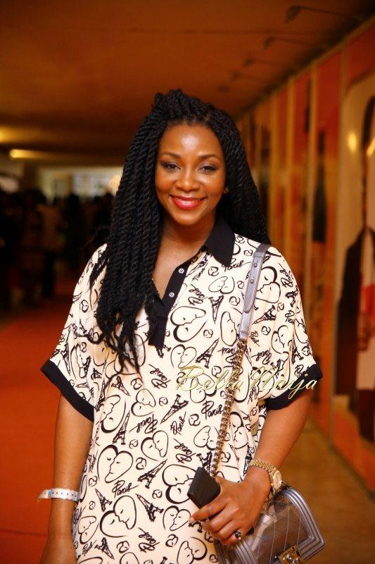 Genevieve Nnaji Images Genevieve Nnaji bn Style