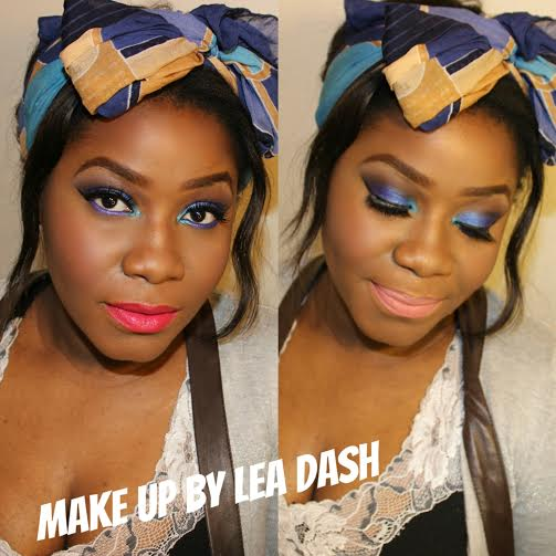 Get This Look Makeup by LeaDashful - BellaNaija - April 2014002