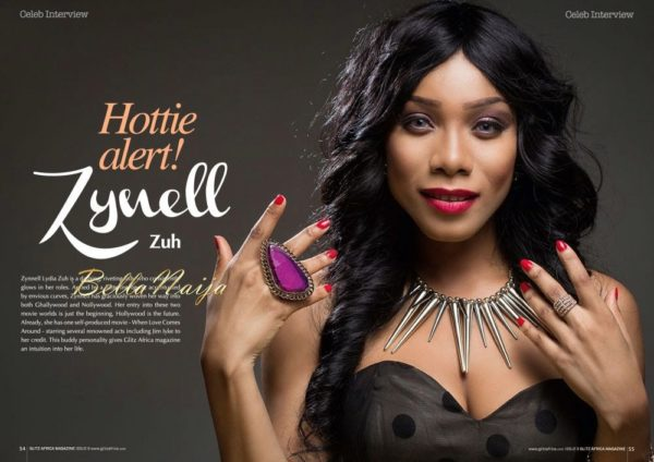 Glitz Africa Magazine Issue 8 - April 2014 - BellaNaija - 030