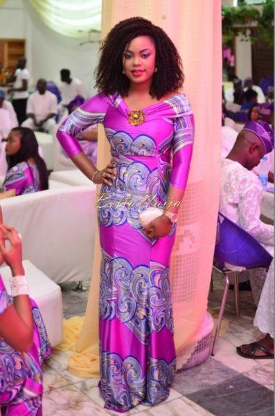 Hadiza Raisa Okoya & Olamiju Alao-Akala Wedding - AsoEbi BN Weddings Glam for BellaNaija - April 2014 - 010