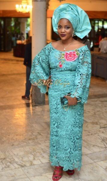Hadiza Raisa Okoya & Olamiju Alao-Akala Wedding - AsoEbi BN Weddings Glam for BellaNaija - April 2014 - 012