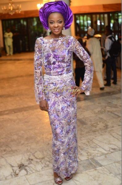 Hadiza Raisa Okoya & Olamiju Alao-Akala Wedding - AsoEbi BN Weddings Glam for BellaNaija - April 2014 - 013
