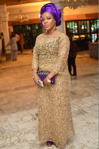 Hadiza Raisa Okoya & Olamiju Alao-Akala Wedding - AsoEbi BN Weddings Glam for BellaNaija - April 2014 - 015