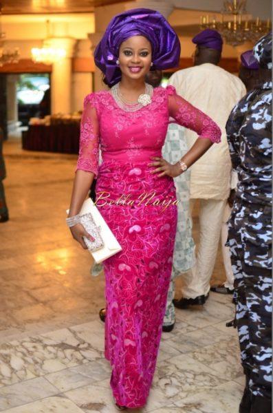 Hadiza Raisa Okoya & Olamiju Alao-Akala Wedding - AsoEbi BN Weddings Glam for BellaNaija - April 2014 - 017