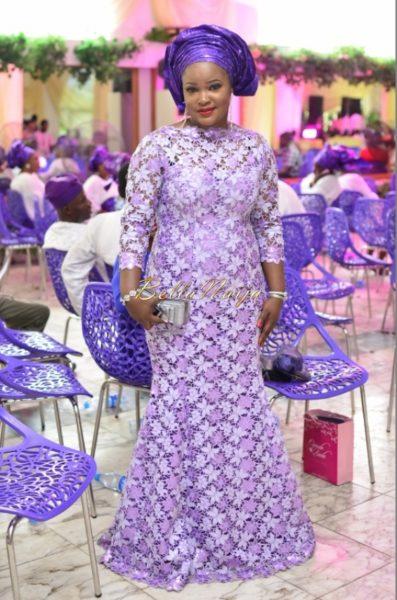 Hadiza Raisa Okoya & Olamiju Alao-Akala Wedding - AsoEbi BN Weddings Glam for BellaNaija - April 2014 - 02