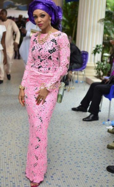 Hadiza Raisa Okoya & Olamiju Alao-Akala Wedding - AsoEbi BN Weddings Glam for BellaNaija - April 2014 - 024