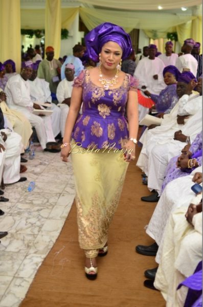 Hadiza Raisa Okoya & Olamiju Alao-Akala Wedding - AsoEbi BN Weddings Glam for BellaNaija - April 2014 - 026