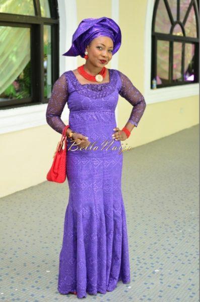 Hadiza Raisa Okoya & Olamiju Alao-Akala Wedding - AsoEbi BN Weddings Glam for BellaNaija - April 2014 - 027
