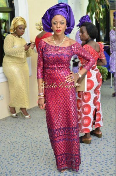 Hadiza Raisa Okoya & Olamiju Alao-Akala Wedding - AsoEbi BN Weddings Glam for BellaNaija - April 2014 - 030
