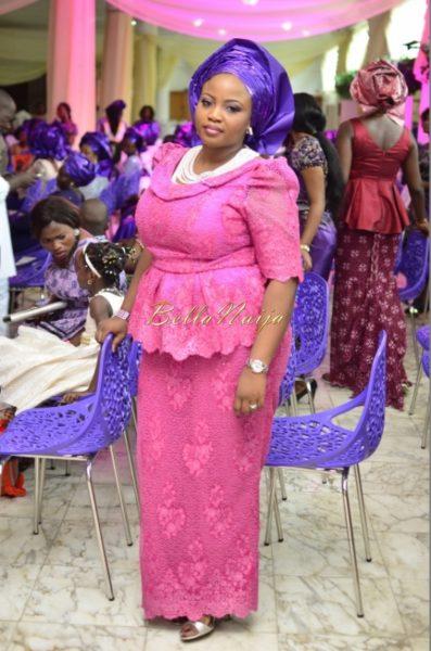 Hadiza Raisa Okoya & Olamiju Alao-Akala Wedding - AsoEbi BN Weddings Glam for BellaNaija - April 2014 - 032