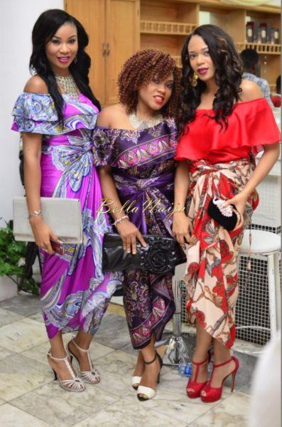 Hadiza Raisa Okoya & Olamiju Alao-Akala Wedding - AsoEbi BN Weddings Glam for BellaNaija - April 2014 - 04