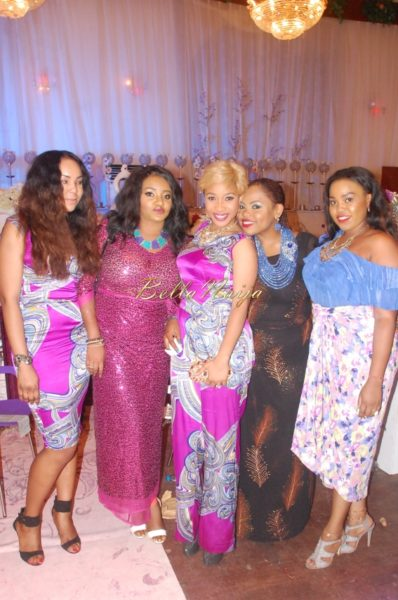Hadiza Raisa Okoya & Olamiju Alao-Akala Wedding - AsoEbi BN Weddings Glam for BellaNaija - April 2014 - 043
