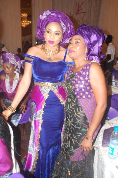 Hadiza Raisa Okoya & Olamiju Alao-Akala Wedding - AsoEbi BN Weddings Glam for BellaNaija - April 2014 - 044