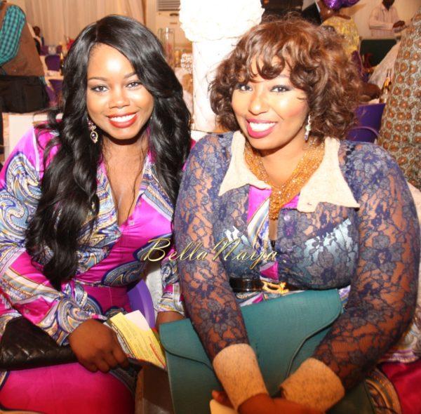 Hadiza Raisa Okoya & Olamiju Alao-Akala Wedding - AsoEbi BN Weddings Glam for BellaNaija - April 2014 - 049