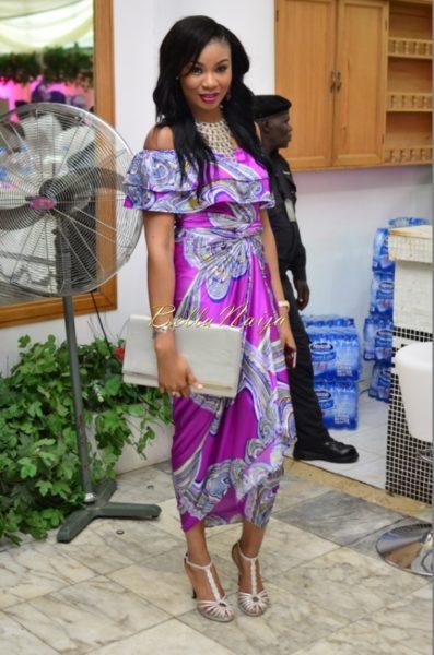 Hadiza Raisa Okoya & Olamiju Alao-Akala Wedding - AsoEbi BN Weddings Glam for BellaNaija - April 2014 - 05