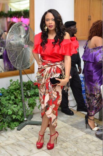 Hadiza Raisa Okoya & Olamiju Alao-Akala Wedding - AsoEbi BN Weddings Glam for BellaNaija - April 2014 - 06