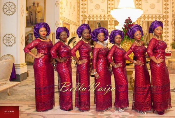 Hadiza Raisa Okoya & Olamiju Alao-Akala Wedding - AsoEbi BN Weddings Glam for BellaNaija - April 2014 - 061