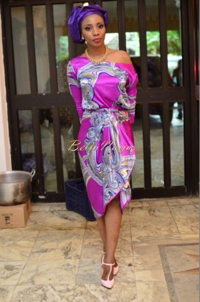 Hadiza Raisa Okoya & Olamiju Alao-Akala Wedding - AsoEbi BN Weddings Glam for BellaNaija - April 2014 - 08