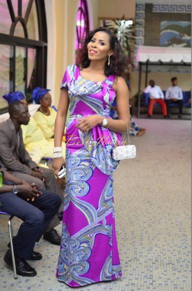Hadiza Raisa Okoya & Olamiju Alao-Akala Wedding - AsoEbi BN Weddings Glam for BellaNaija - April 2014 - 09