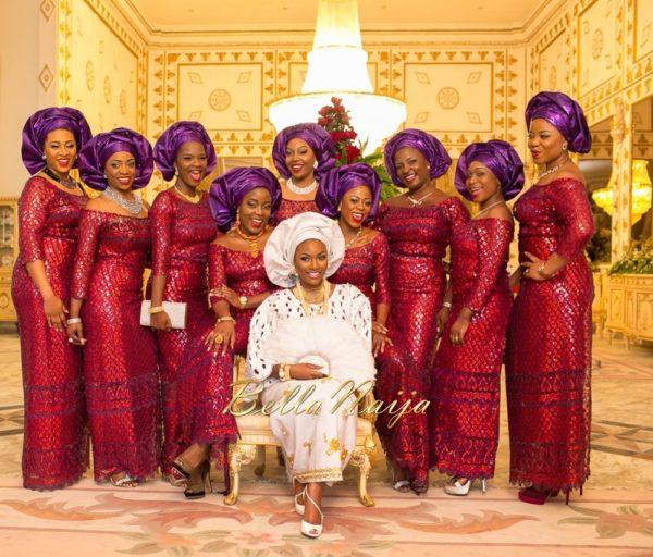 Hadiza Raisa Okoya & Olamiju Alao-Akala Wedding - Atunbi Photography for BellaNaija Weddings - April 2014 - 07U7C7300