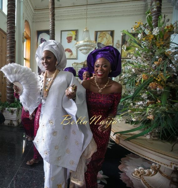 Hadiza Raisa Okoya & Olamiju Alao-Akala Wedding - Atunbi Photography for BellaNaija Weddings - April 2014 - 07U7C7442