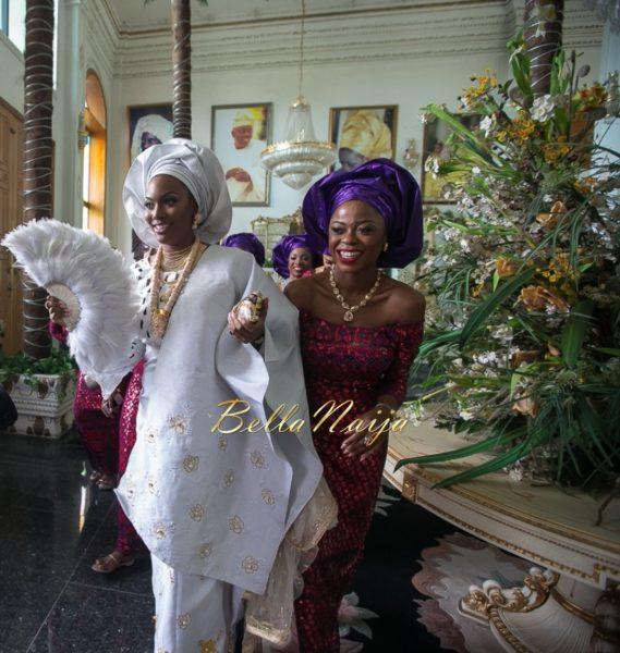 Hadiza Raisa Okoya & Olamiju Alao-Akala Wedding - Atunbi Photography for BellaNaija Weddings - April 2014 - 07U7C7442