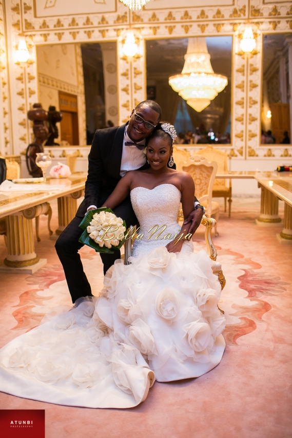 Hadiza Raisa Okoya & Olamiju Alao-Akala Wedding - Atunbi Photography for BellaNaija Weddings - April 2014 - 07U7C7882