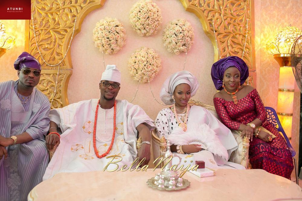 Hadiza Raisa Okoya & Olamiju Alao-Akala Wedding - Atunbi Photography for BellaNaija Weddings - April 2014 - 0IMG_8708