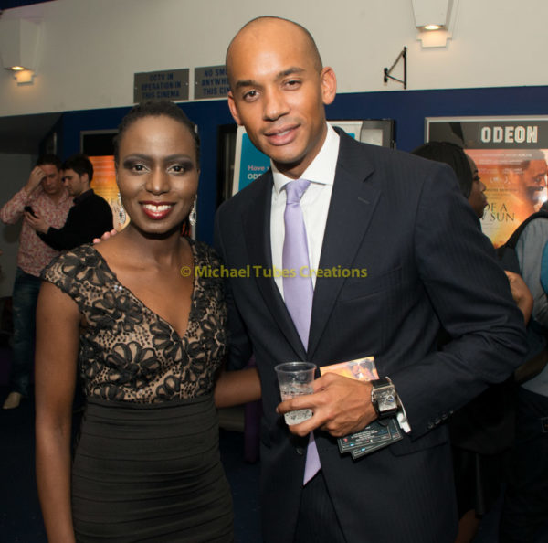Half of a Yellow Sun UK Premiere - BN Movies & TV - BN Events - April 2014 - BellaNaija 012