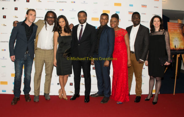 Half of a Yellow Sun UK Premiere - BN Movies & TV - BN Events - April 2014 - BellaNaija 014