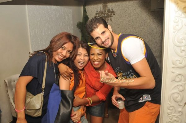 Ibiza House Party with Sarah Ofili - April 2014 - BellaNaija - 052