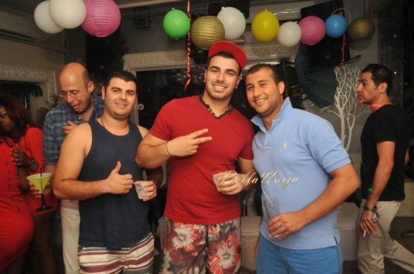Ibiza House Party with Sarah Ofili - April 2014 - BellaNaija - 059