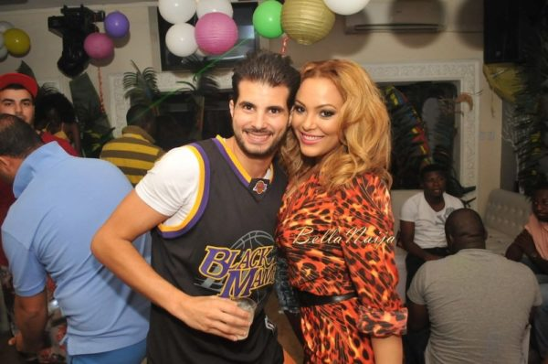 Ibiza House Party with Sarah Ofili - April 2014 - BellaNaija - 067