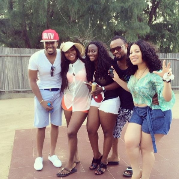 Ini Edo's 32nd Birthday Party - April 2014 - BellaNaija.co 05