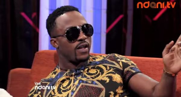 Iyanya - Ndani TV - The Juice - April 2014 - BellaNaija.com
