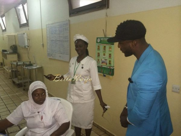 Iyanya visits Nyanya Hospitalised Victims - April 2014 - BellaNaija - 032